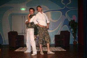 Mike-E & Spike-Y 2008 1ste voorstelling